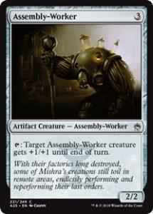 Assembly-Worker (FOIL)