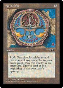 Astrolabe (Close-up)