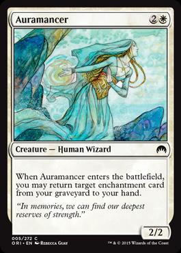 Auramancer (FOIL)