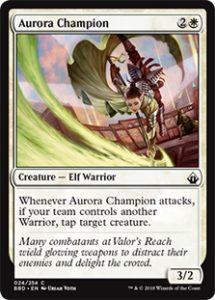 Aurora Champion (FOIL)
