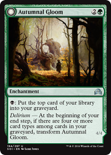 Autumnal Gloom - Ancient of the Equinox (FOIL)