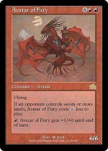 Avatar of Fury