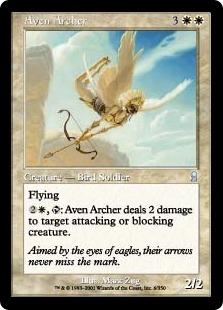 Aven Archer (FOIL)