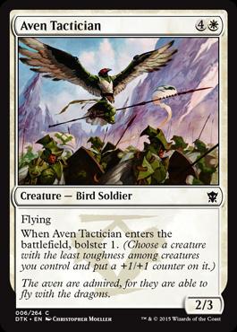 Aven Tactician (FOIL)