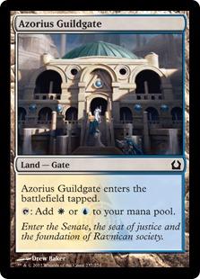Azorius Guildgate (FOIL)