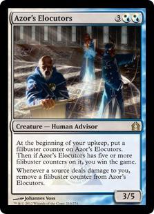 Azor's Elocutors (FOIL)