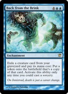 Back from the Brink (FOIL)