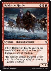 Balduvian Horde (FOIL)