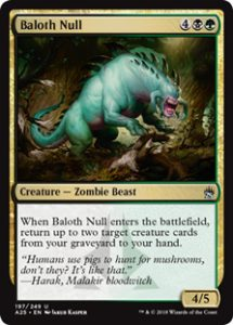 Baloth Null (FOIL)