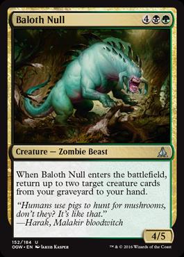 Baloth Null (FOIL)