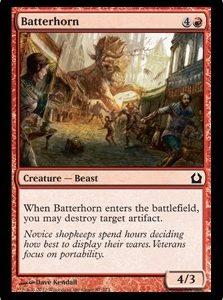 Batterhorn (FOIL)