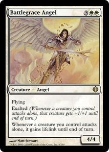 Battlegrace Angel (FOIL)