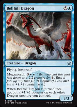 Belltoll Dragon (FOIL)