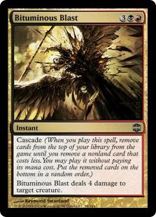 Bituminous Blast (FOIL)