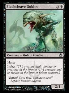 Blackcleave Goblin