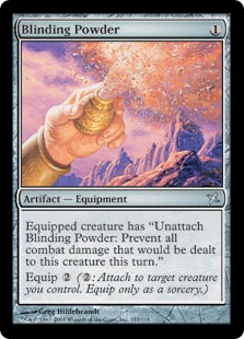 Blinding Powder