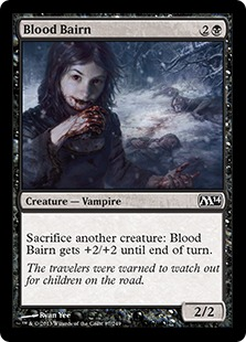 Blood Bairn (FOIL)