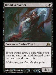 Blood Scrivener (FOIL)