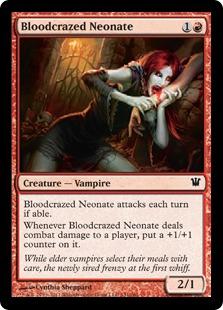 Bloodcrazed Neonate (FOIL)