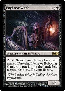 Bogbrew Witch (FOIL)