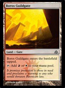 Boros Guildgate (FOIL)