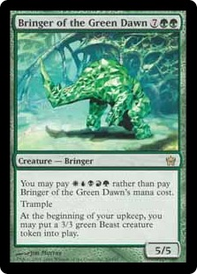 Bringer of the Green Dawn