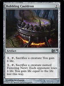 Bubbling Cauldron (FOIL)
