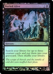 Buried Alive (FOIL)