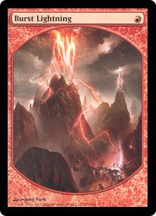 Burst Lightning (Textless)