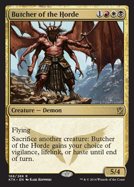Butcher of the Horde