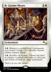 By Gnome Means (FOIL)
