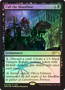 Call the Bloodline (FNM Promo)