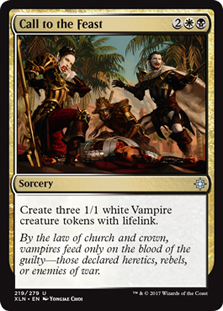Call to the Feast (FOIL)
