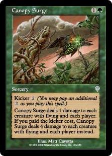 Canopy Surge