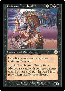 Cateran Overlord