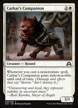 Cathar's Companion (FOIL)