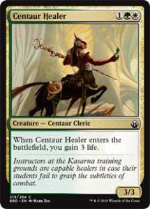 Centaur Healer (FOIL)
