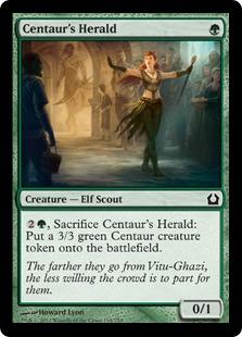 Centaur's Herald