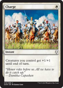 Charge (FOIL)