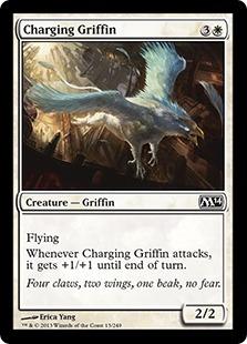 Charging Griffin (FOIL)