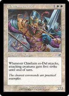 Chieftain en-Dal