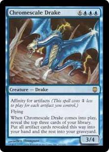 Chromescale Drake
