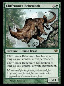 Cliffrunner Behemoth