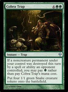 Cobra Trap