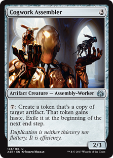 Cogwork Assembler (FOIL)