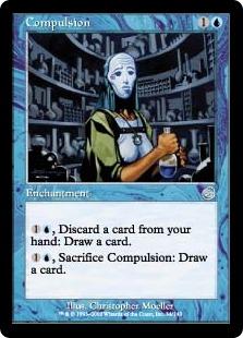 Compulsion (FOIL)