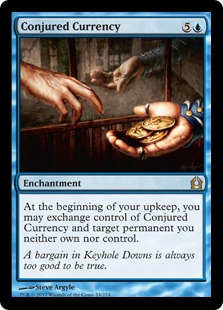 Conjured Currency