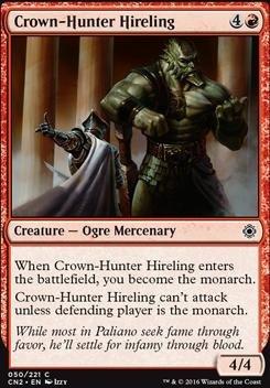 Crown-Hunter Hireling