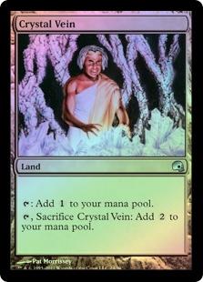 Crystal Vein (FOIL)