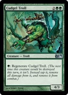 Cudgel Troll (FOIL)
